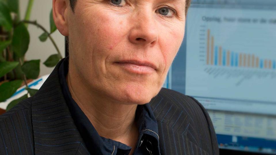 Nestleder Berit Nyman