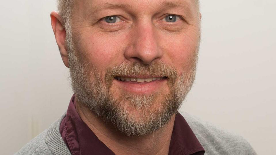 Økonomi- og IT- ansvarlig Kjartan Tyvand
