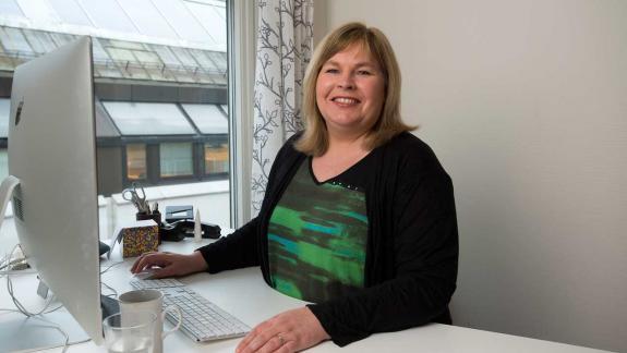 Adm.direktør Elin Floberghagen
