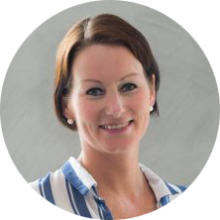 Therese Becke, client director i Red Media Consulting